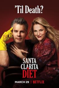 Santa Clarita Diet (3ª Temporada) - Poster / Capa / Cartaz - Oficial 1