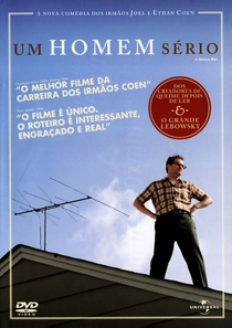 Um Homem Sério  - Poster / Capa / Cartaz - Oficial 7