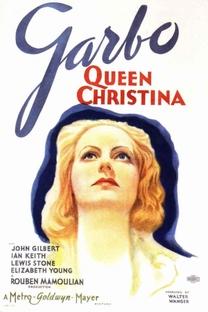 Rainha Cristina - Poster / Capa / Cartaz - Oficial 1