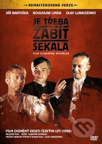 Sekal has to Die   (Je treba zabít Sekala) - Poster / Capa / Cartaz - Oficial 2