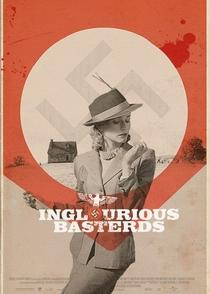 Bastardos Inglórios - Poster / Capa / Cartaz - Oficial 23