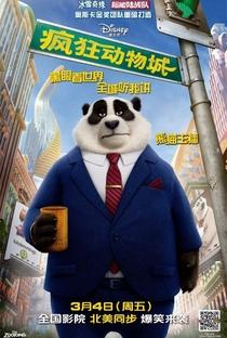 Zootopia: Essa Cidade é o Bicho - Poster / Capa / Cartaz - Oficial 40