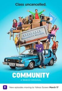 Community (6ª Temporada) - Poster / Capa / Cartaz - Oficial 1