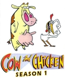 A Vaca e o Frango (1ª Temporada) (Cow and Chicken (Season 1))