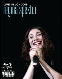 Regina Spektor Live in London - Poster / Capa / Cartaz - Oficial 1