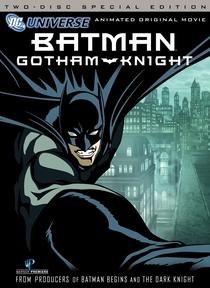 Batman: O Cavaleiro de Gotham - Poster / Capa / Cartaz - Oficial 1