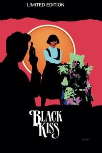 Black Kiss - Poster / Capa / Cartaz - Oficial 10