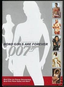 Bond Girls Para Sempre - Poster / Capa / Cartaz - Oficial 1