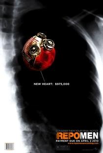 Repo Men: O Resgate de Órgãos - Poster / Capa / Cartaz - Oficial 1