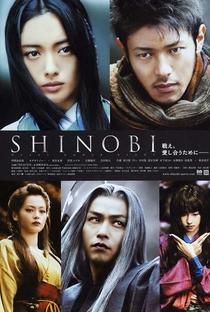 Shinobi: A Batalha - Poster / Capa / Cartaz - Oficial 3