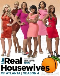 The Real Housewives of Atlanta (4ª Temp) - Poster / Capa / Cartaz - Oficial 1