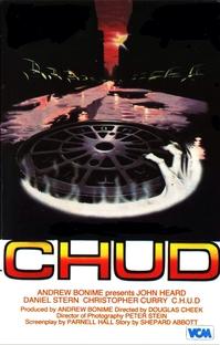 C.H.U.D. - A Cidade das Sombras - Poster / Capa / Cartaz - Oficial 3
