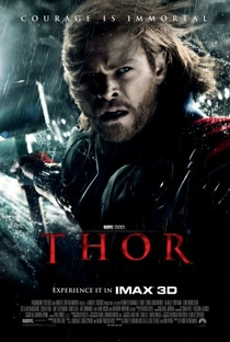Thor - Poster / Capa / Cartaz - Oficial 5