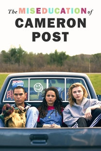 O Mau Exemplo de Cameron Post - Poster / Capa / Cartaz - Oficial 2