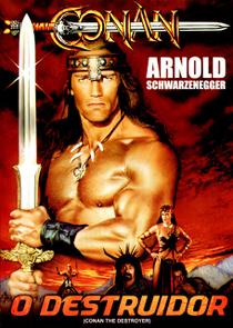 Conan, o Destruidor - Poster / Capa / Cartaz - Oficial 5