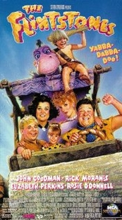 Os Flintstones: O Filme - Poster / Capa / Cartaz - Oficial 4