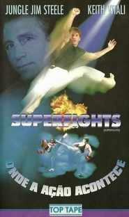 Superfights - Poster / Capa / Cartaz - Oficial 1