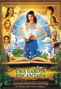 Uma Garota Encantada - Poster / Capa / Cartaz - Oficial 1