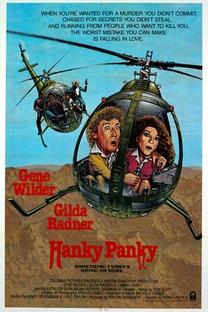 Hanky Panky - Uma Dupla em Apuros - Poster / Capa / Cartaz - Oficial 2