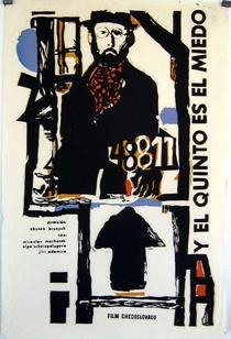 The Fifth Horseman is Fear - Poster / Capa / Cartaz - Oficial 2