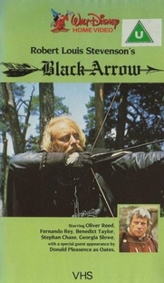 A Flecha Negra - Poster / Capa / Cartaz - Oficial 1