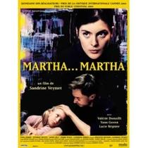 Martha... Martha - Poster / Capa / Cartaz - Oficial 1