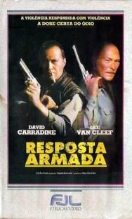 Resposta Armada - Poster / Capa / Cartaz - Oficial 2