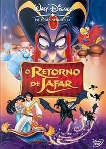 O Retorno de Jafar - Poster / Capa / Cartaz - Oficial 2