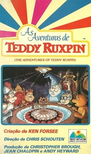 As Aventuras de Teddy Ruxpin - Poster / Capa / Cartaz - Oficial 2