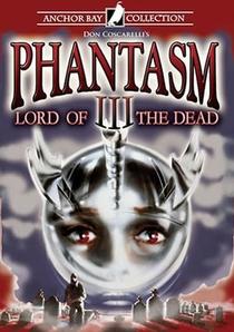 Fantasma III - O Senhor da Morte  - Poster / Capa / Cartaz - Oficial 2