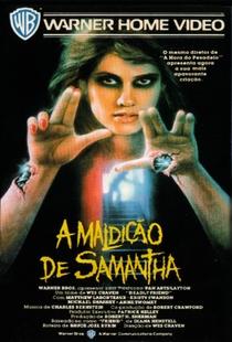 A Maldição de Samantha - Poster / Capa / Cartaz - Oficial 4