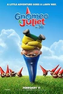 Gnomeu e Julieta - Poster / Capa / Cartaz - Oficial 7