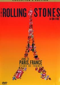 Rolling Stones - Paris 2014 - Poster / Capa / Cartaz - Oficial 1