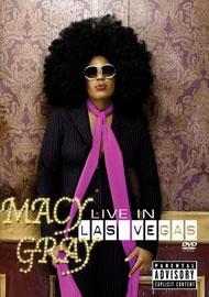 Macy Gray - Live in Las Vegas - Poster / Capa / Cartaz - Oficial 1