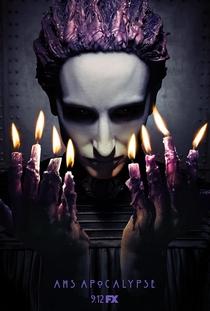American Horror Story: Apocalypse (8ª Temporada) - Poster / Capa / Cartaz - Oficial 5
