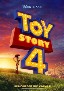 Toy Story 4 - Poster / Capa / Cartaz - Oficial 1
