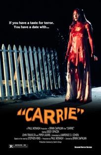 Carrie, a Estranha - Poster / Capa / Cartaz - Oficial 4