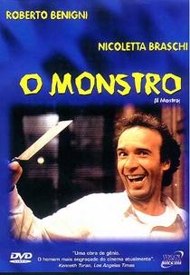 O Monstro - Poster / Capa / Cartaz - Oficial 6