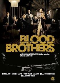 Irmãos de Sangue - Poster / Capa / Cartaz - Oficial 3