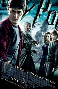 Harry Potter e o Enigma do Príncipe - Poster / Capa / Cartaz - Oficial 1
