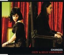 "Ozzy & Kelly Osbourne - ""Changes"" - Poster / Capa / Cartaz - Oficial 1"