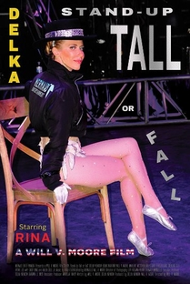 DELKA: Stand-Up Tall or Fall - Poster / Capa / Cartaz - Oficial 1
