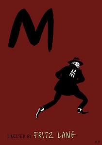 M, o Vampiro de Dusseldorf - Poster / Capa / Cartaz - Oficial 7