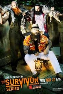 WWE Survivor Series - 2013 - Poster / Capa / Cartaz - Oficial 1