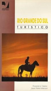 Rio Grande do Sul Turístico - Poster / Capa / Cartaz - Oficial 1