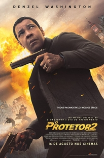 O Protetor 2 - Poster / Capa / Cartaz - Oficial 4