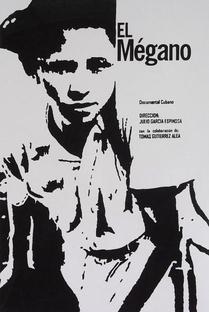 El Mégano - Poster / Capa / Cartaz - Oficial 1