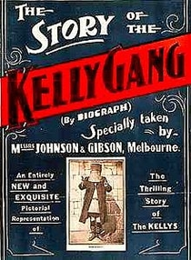 The Story of the Kelly Gang - Poster / Capa / Cartaz - Oficial 1
