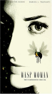 The Wasp Woman - Poster / Capa / Cartaz - Oficial 1