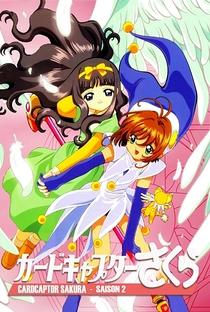 Sakura Card Captors (2ª Temporada) - Poster / Capa / Cartaz - Oficial 1